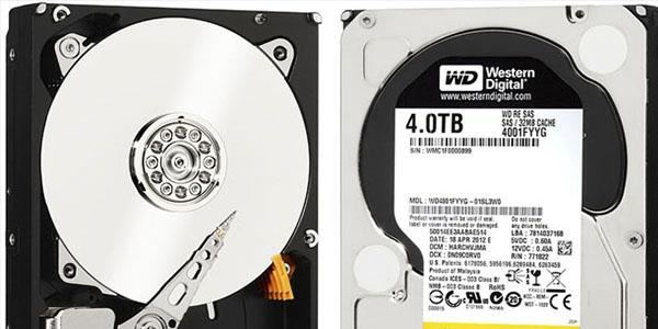 Western Digital Black ahora con 4TB