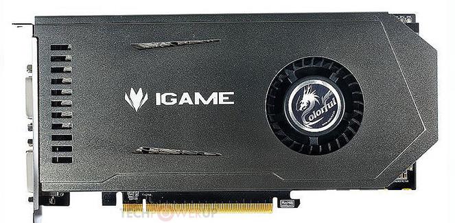 iGame GTX 650 TI 1GB