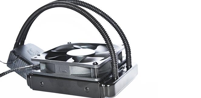 Cooler master seidon 120v portada